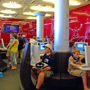 Интернет-кафе Пограничного