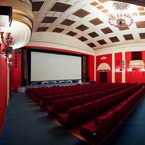 Кинотеатры Пограничного