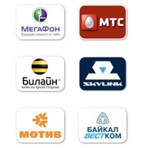 Операторы сотовой связи Пограничного