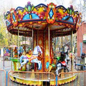 Парки культуры и отдыха Пограничного