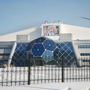 Спортивные комплексы Пограничного