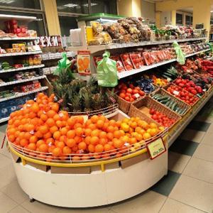 Супермаркеты Пограничного